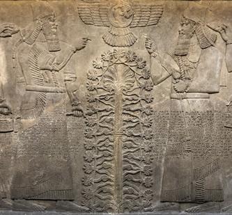 Ashurnasirpal II (883-859 BC)