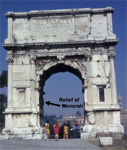arch jewish personals The honorific arch, an inspiration for paris's arc de triomphe, celebrates the sack of jerusalem by the emperor titus and features a celebrated frieze depicting the roman plunder of sacred jewish artifacts.